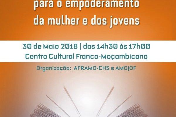 Mesa redonda sobre o papel da literatura no empoderamento da mulher e dos jovens